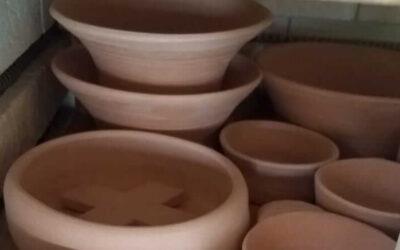 El bizcocho. La mutación de las piezas en cerámica.