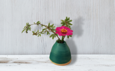 Minifloreros para el arte Ikebana